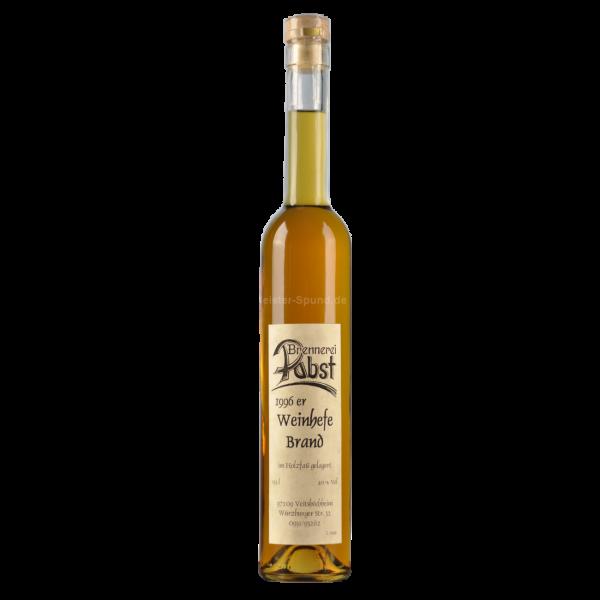 Pabst - 1996er Weinhefebrand 500ml