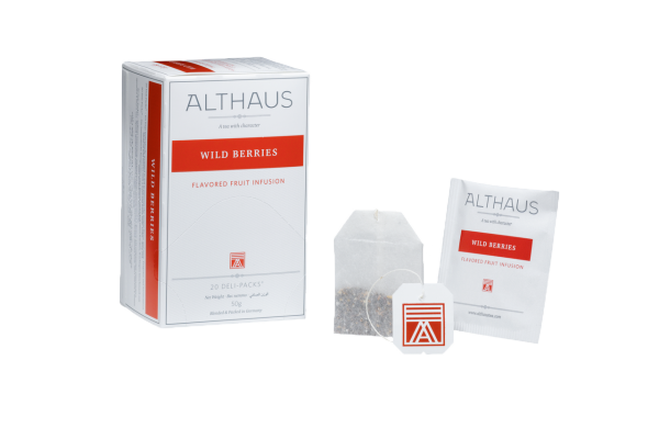 Althaus Wild Berries 20 Deli-Packs