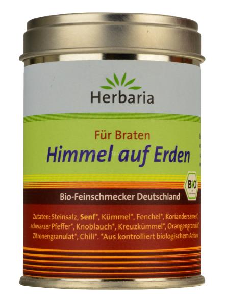 Herbaria Bio Feinschmecker Bratengewürz Himmel auf Erden 100g