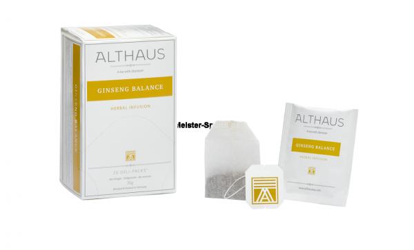 Althaus Ginseng Balance 20 Deli-Packs