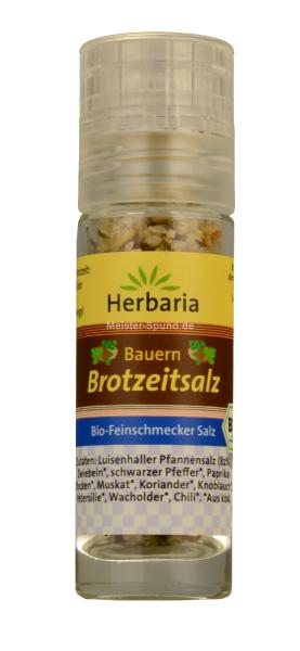 Herbaria Bio FeinschmeckerBauern Brotzeitsalz 1x19gr