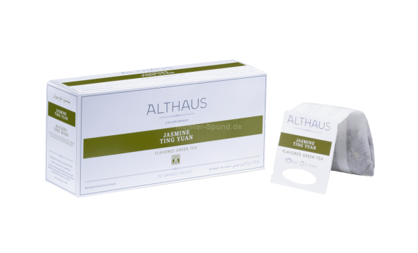 Althaus Jasmine Ting Yuan 20 Grand-Packs
