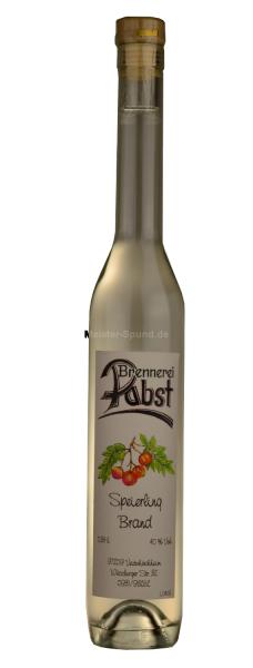 Pabst - Speierlingsbrand 350ml