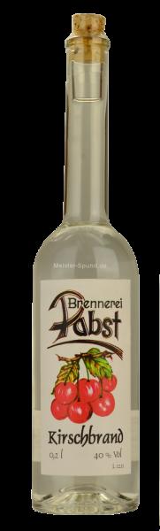 Pabst - Kirschbrand 200ml