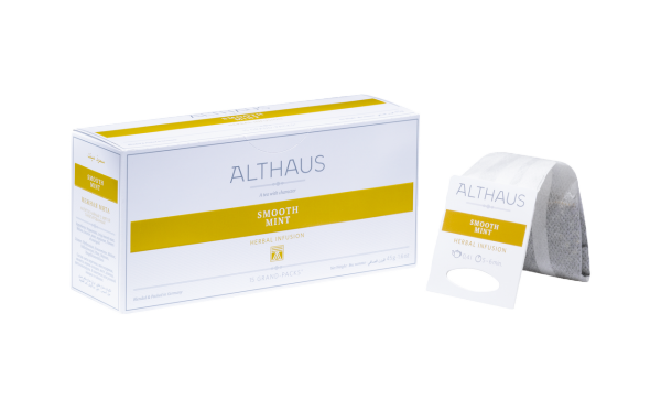 Althaus Smooth Mint 15 Grand-Packs
