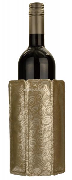 Vacu Vin Schnellkühler platinum für Weinflaschen