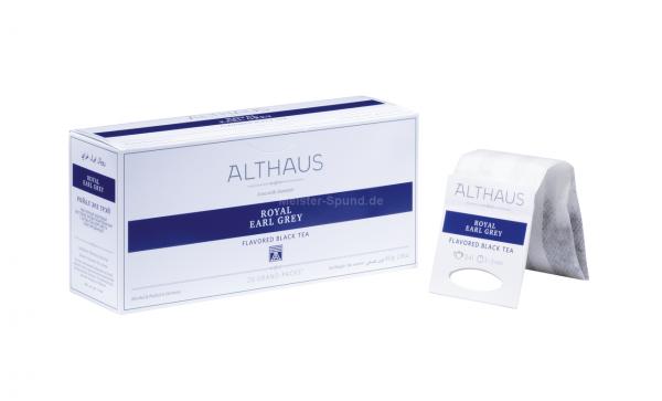 Althaus Royal Earl Grey 20 Grand-Packs