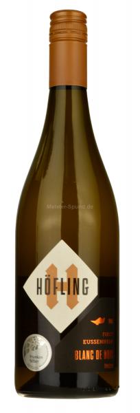 2015 Blanc de Noir Spätburgunder trocken 750ml