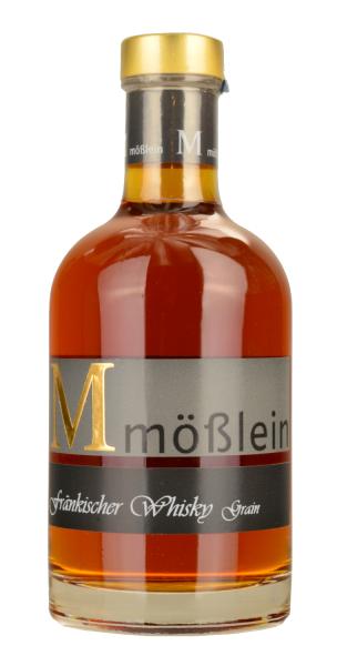 Fränkischer Whisky 'Grain' 5 Jahre 0.35l