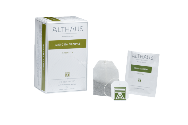 Althaus Sencha Senpai 20 Deli-Packs