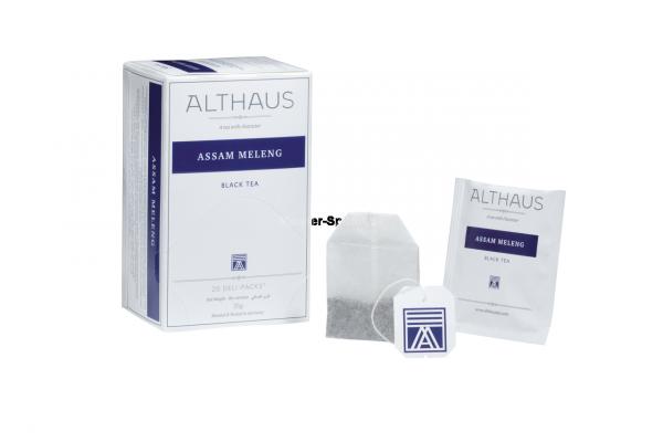Althaus Assam Meleng 20 Deli-Packs