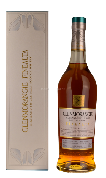 Glenmorangie Single Malt Whisky Finealta Private Edition + GB 46% (1 x 0.70l)