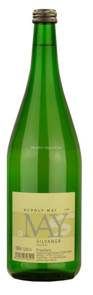 2016 Silvaner trocken 1ltr. Franken
